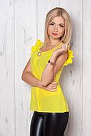 Женская легкая блуза цвета в ассортименте