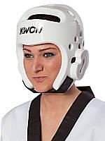 Шлем для тхэквондо Kwon WTF White