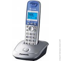 Телефон Panasonic KX-TG2511 Silver (KX-TG2511UAS)