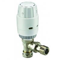 DANFOSS Комплект термостатический клапан Ду15 и термоголовка RAS-C2, угловой