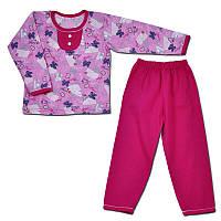 Пижама детская кулир (размеры 98-128)
