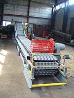 Конвейер разливочный / машина для разливки металла