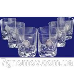 Набор из 6 стаканов для виски  в подарочной коробке. РВ298922