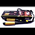 Плойка выпрямитель для волос Rozia HR705 турмалиновый выпрямитель, для закрутки локонов, фото 2