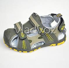 Босоножки, сандалии для мальчика Tom. M Спорт 28р. желтый