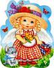 Ангел с корзинкой