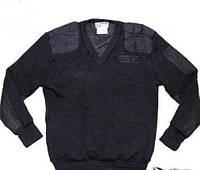 Шерстяной полицейский свитер свитер. Великобритания, оригинал. Сорт EXTRA