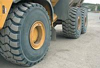 Крупногабаритные шины как проблемный элемент