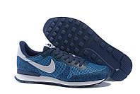 Кроссовки мужские Nike Internationalist, кроссовки найк интернационалист синие