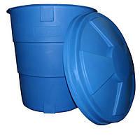"""Емкость для воды""""RSL"""", коническая, вертикальная, 1000 л"""