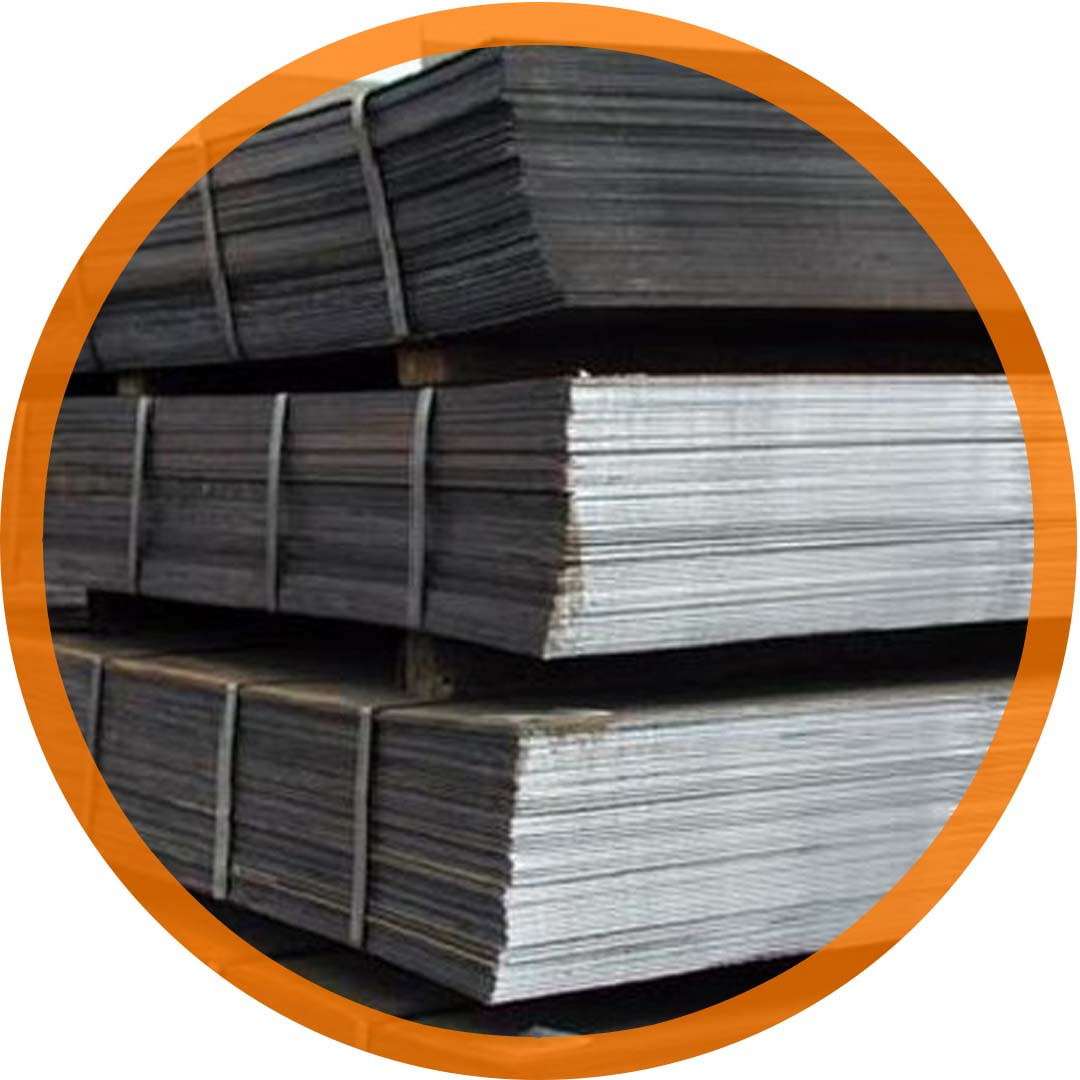 Лист сталевий гарячекатаний 20х1500х6000 по ГОСТ 19903-90 ст. 3пс/сп