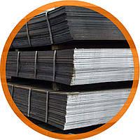 Лист стальной горячекатаный 25х1500х6000 по ГОСТ 19903-90 ст. 3пс/сп