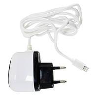Сетевое зарядное устройство 1A Lightning для iPhone 5