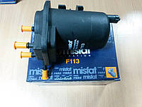 """Фильтр топливный на RENAULT Kangoo 1.5CDi 2001 >,RENAULT Clio II 1.5CDi, 2001> """"MISFAT"""" - производства Франции"""