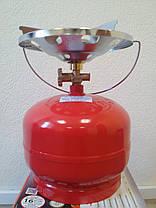 """Газовый комплект 2,5 кВт Golden Lion """"RUDYY Rk-2VIP"""" 5л, фото 3"""
