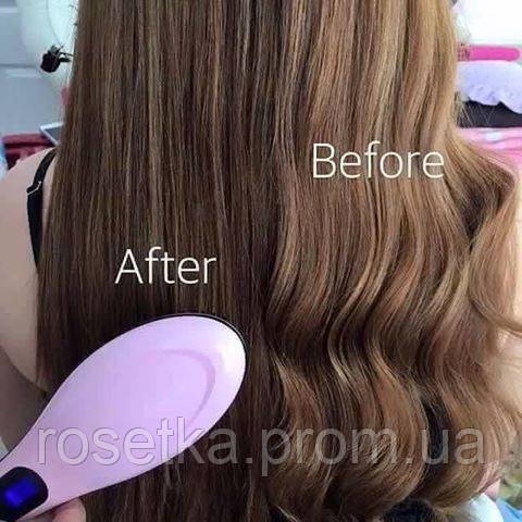 Fast Hair Straightener HQT 906