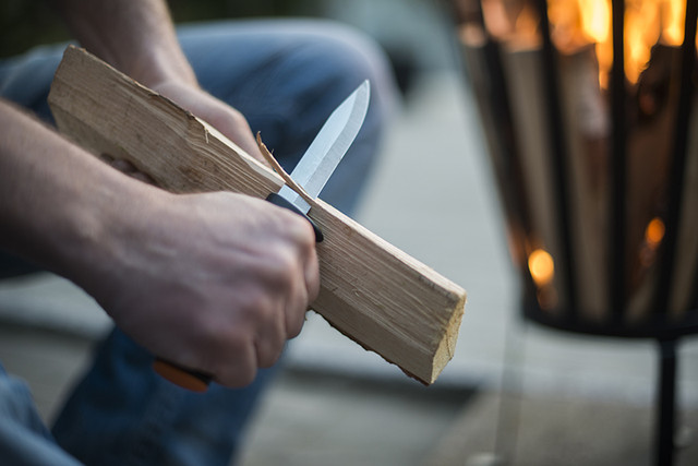 Универсальный нож общего назначения Fiskars K40
