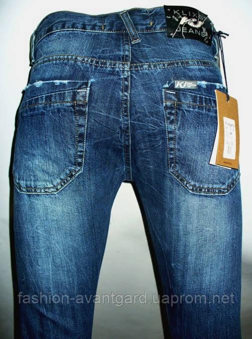f193bcc0f6f Джинсы мужские Klixs Jeans (Италия) - Интернет- магазин