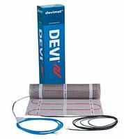 Теплый пол нагревательный мат DANFOSS Devimat DSVF-150 на 230 В, S=0,5x1 м2 (140F0328, старый 83001278)