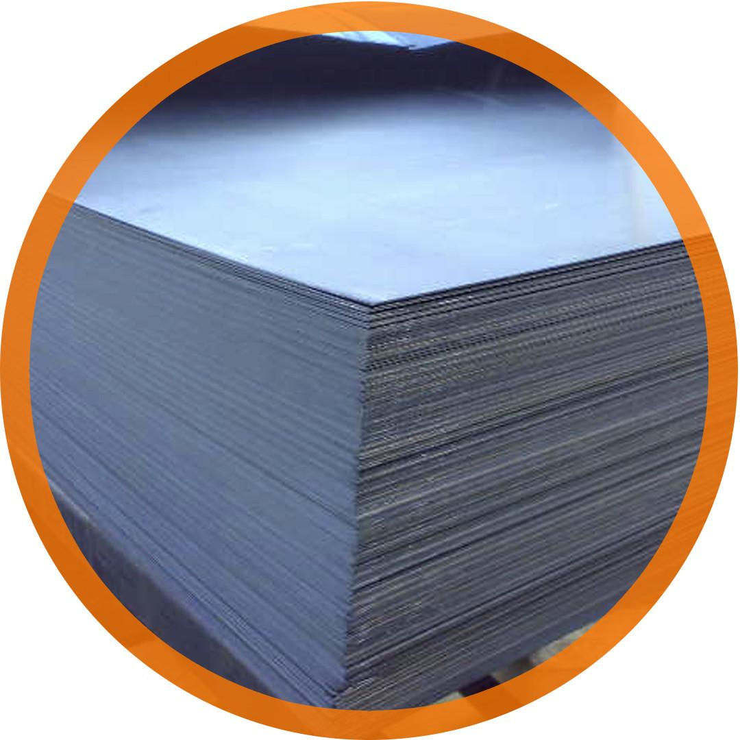 Лист холоднокатаный 2,4х1000х2000 ст.08кп ГОСТ 19904-74