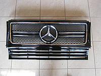 Решетка радиатора Mercedes-Benz G-class W463
