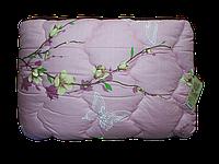 Стеганое одеяло из натуральной шерсти 170х210  ТМ VLADI