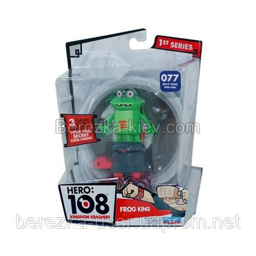 Герой 108 Фигурка Короля Лягуша (Frog King, 77)