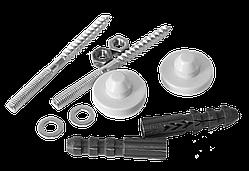 Крепеж для умывальника средний ф. 8/110 мм Cristal SA-U2