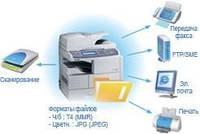 МФУ Samsung SCX-6545N Решение для централизованного управления рабочим процессом.
