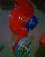 Вентилятор в собраном виде без ГМШ СУПА 00.040