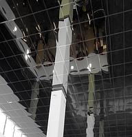 Подвесной панельный потолок металлический