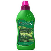 Удобрение жидкое BIOPON для хвойных растений, 500 мл
