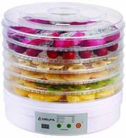 Сушилка для овощей и фруктов Delfa DFD02