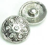 СБЧ1600-5-6-16 Кнопка чанка для браслета Noosa