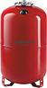 Расширительный бак вертикальный AQUASYSTEM  50л (с ножками)