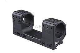 Крепление Spuhr SP-3001 моноблок 30 мм на Picatinny, выс. 30 мм, 6 MIL/ 20,6 MOA, встр.уровень, алюм.