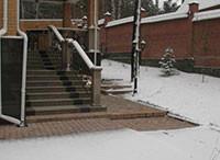 Снеготаяние и антиобледенение