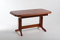 Стол кухонный из массива ольхи  «КОРАЛИК»