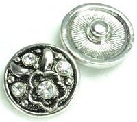 СБЧ1600-5-6-19 Кнопка чанка для браслета Noosa