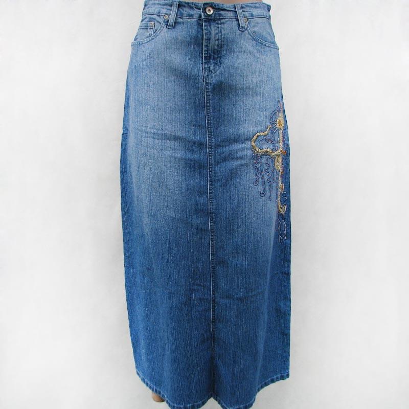 Юбка джинс купить
