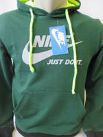 Спортивная кофта мужская на манжете, фото 1