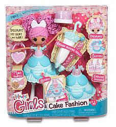 Лалалупсі Сластьона (глазурина) у наборі лялька з аксесуарами Lalaloopsy Girls