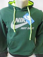 Спортивная кофта мужская с капюшоном, фото 1