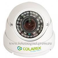 Камера AHD наружная варифокальная COLARIX C32-002 (камеры видеонаблюдения)