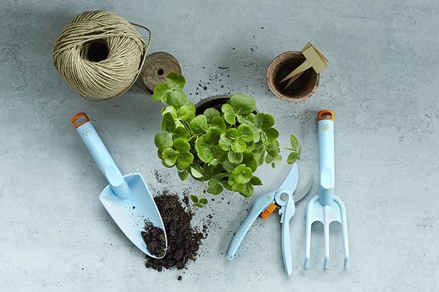 Набор садовый Fiskars Inspiration Lucy