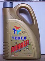 Моторна олива TEDEX  GAS 15W40 API SG  4л