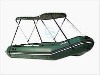 Тент солнцезащитный для лодок длиной 2,2 -2,8 м