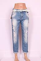 Женские джинсы бойфренды LDM большого размера LDM, фото 1