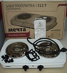 Плита електрична Мрія 212Т