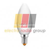 LED лампа VIDEX C37е 3,5W E14 3000K 220V (VL-C37e-35143)